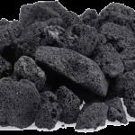 black-lava-rock